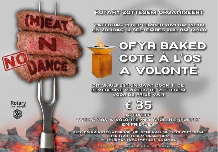 (M)EAT 'N (NO)DANCE 2021